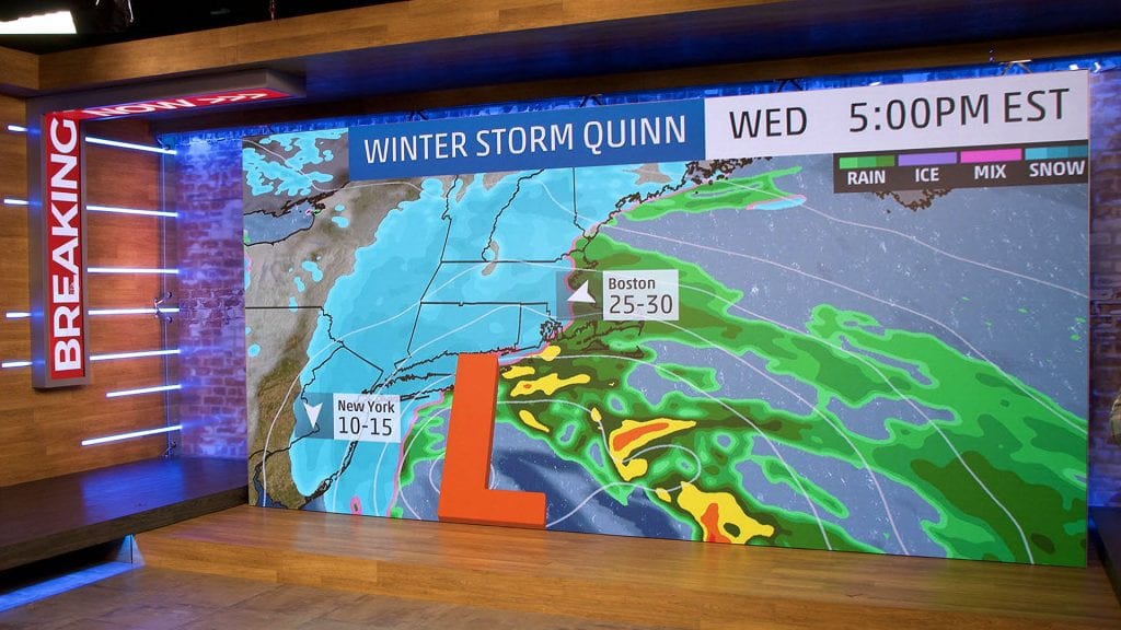 Neoti UHD Weather Channel