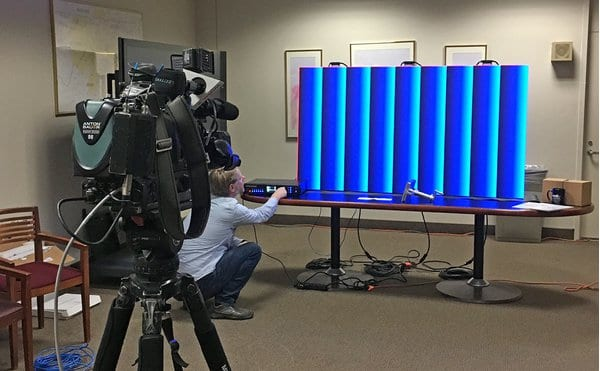 Neoti LED Video calibration