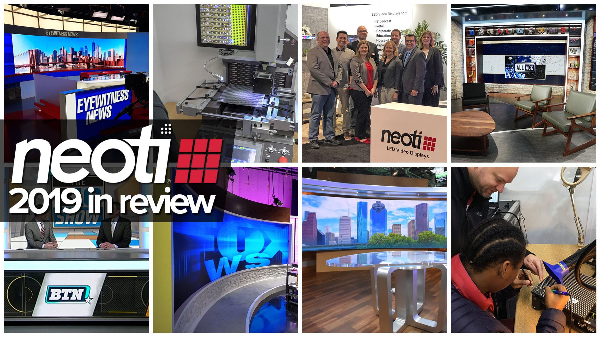 2019 Neoti Year in Review