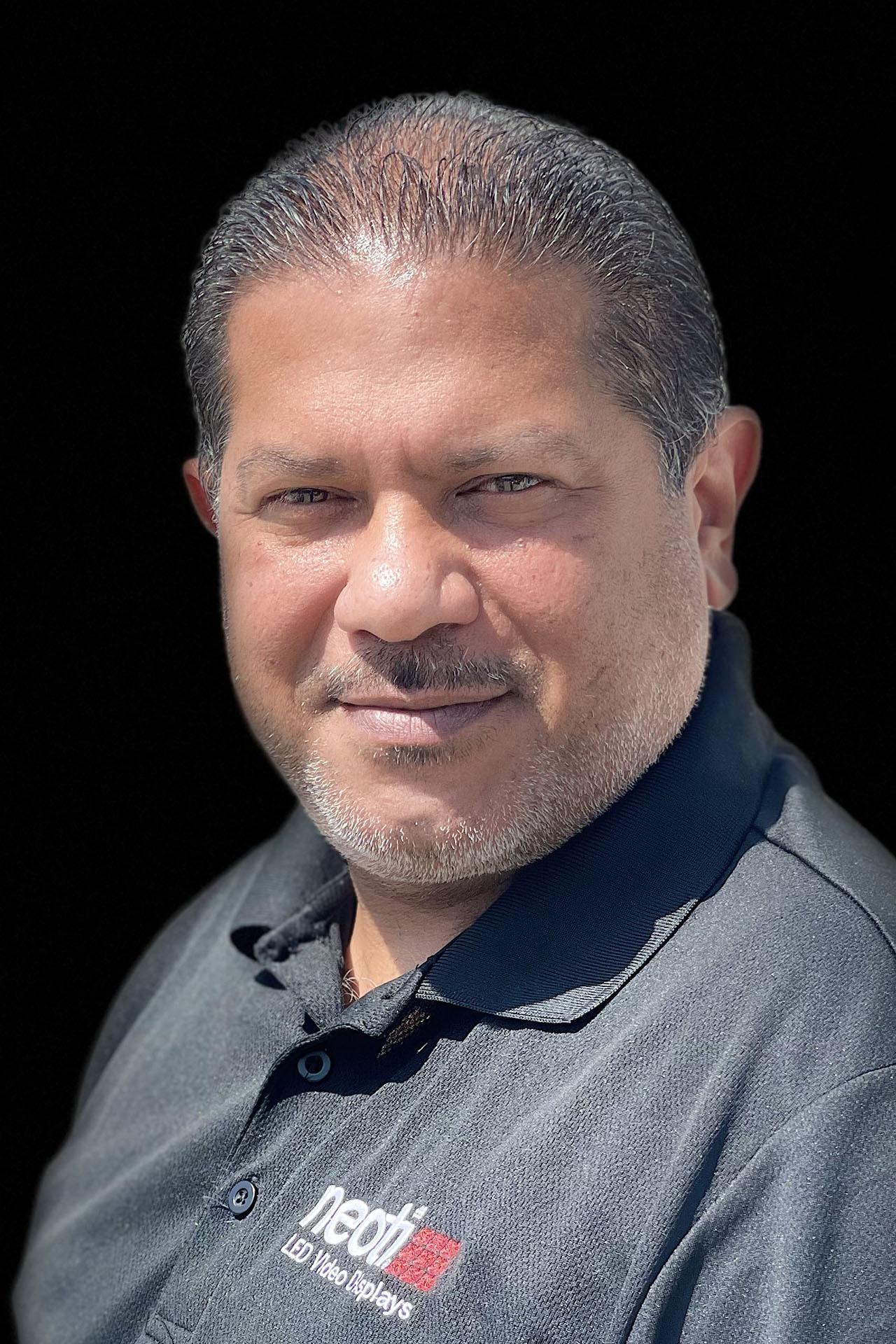 Neoti's new Systems Engineer, Jay Padilla